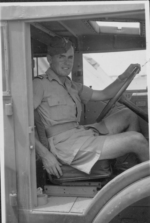 Corporal Buckley